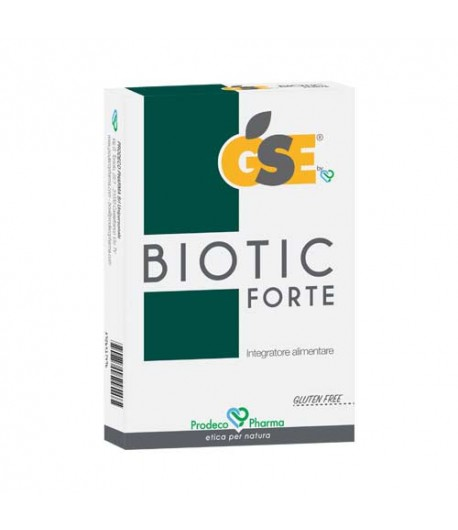 GSE biotic forte 2blistx12 cpr