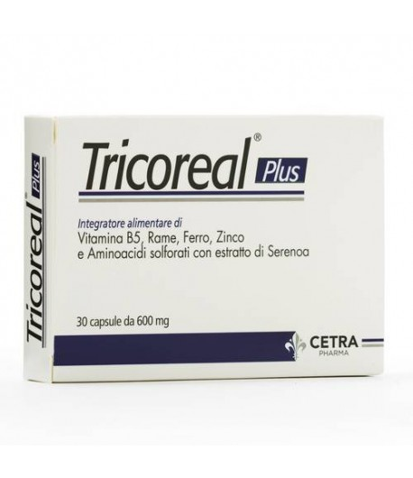 tricoreal plus 30cps
