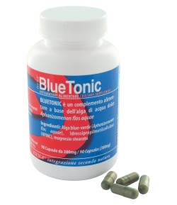 Blue tonic 90cps vegetali