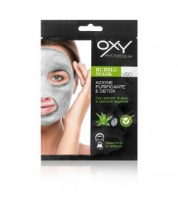 Oxy bubble mask viso