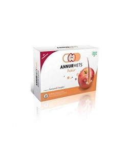 Annurmets hair 550 mg 60 compresse