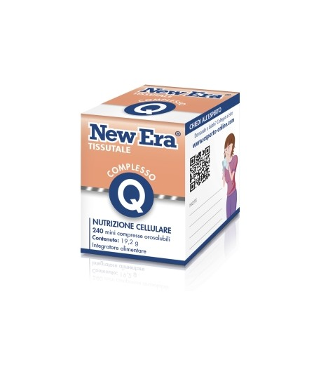 New Era Q  240 cpr