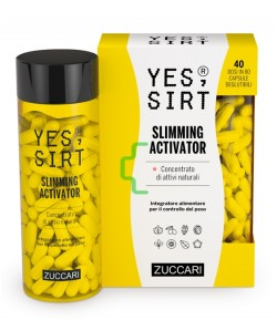 YES Sirt slimming activator 80 cps